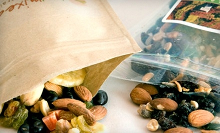 $20 Groupon to My Mixed Nuts - My Mixed Nuts in