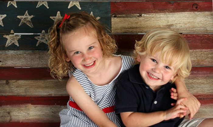 CL!X Portrait Studios - Brooklyn Park - Maple Grove: Photo Package with Session and Prints or Baby Portrait Package from CL!X Portrait Studios in Maple Grove (Up to 90% Off)