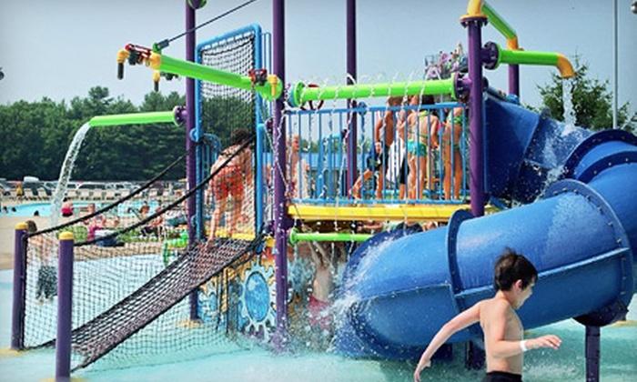 Aquaboggan Waterpark - Saco: One General Ticket or One Best Value Super Pass to Aquaboggan Water Park