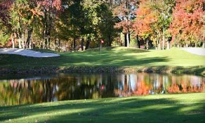 Bowling Green Golf Club - Oak Ridge: $49 for Golf Outing at Bowling Green Golf Club in Oak Ridge (Up to $128 Value)