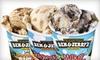 Ben & Jerry's Scoop Shop - Multiple Locations: $5 for $10 Worth of Frozen Treats at Ben & Jerry's Scoop Shop