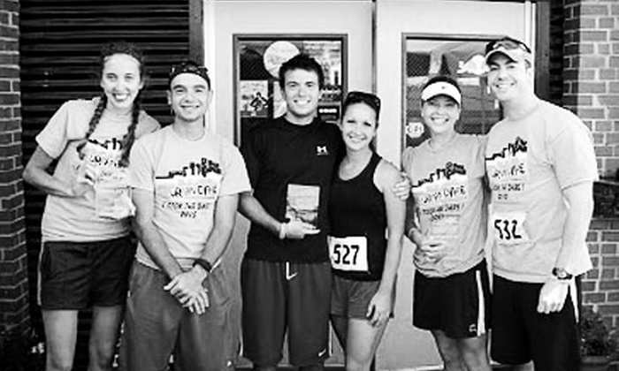 Urban Dare - Downtown San Jose: $45 for One Team Entry to the Urban Dare San Jose Adventure Race on Saturday, July 23 (Up to $90 Value)