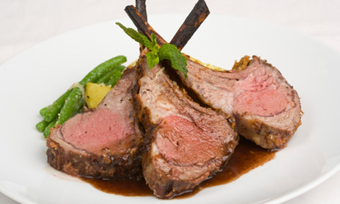 Le Rivage - Midtown West,Theatre District,Midtown: $30 Worth of French Cuisine and Drinks