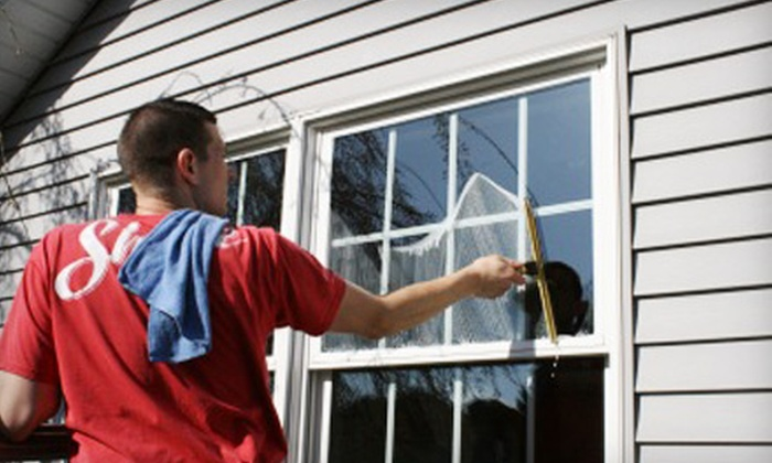 Shine Window Care - Lansing: $39 for $100 Worth of Exterior or Interior Window Washing from Shine Window Care