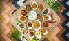 Ron Gastrobar: lunch-rijsttafel