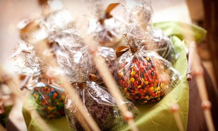 Sticky Fingers Gourmet Apples - Cohoes: $10 for $20 Worth of Gourmet Apples and Hand-Dipped Treats at Sticky Fingers Gourmet Apples in Cohoes