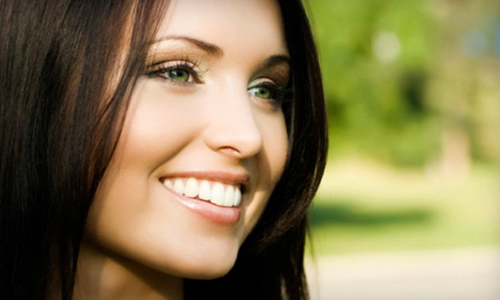 Miami Center for Cosmetic and Implant Dentistry - Miami: $29 for a Dental Package with Exam, X-rays, and Cleaning at Miami Center for Cosmetic and Implant Dentistry ($403 Value)