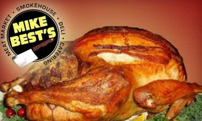 Mike Best's Meats and Catering - Multiple Locations: $17 for $35 Worth of Deli Meats, Prepared Foods, Baked Goods, and More at Mike Best's Meats and Catering