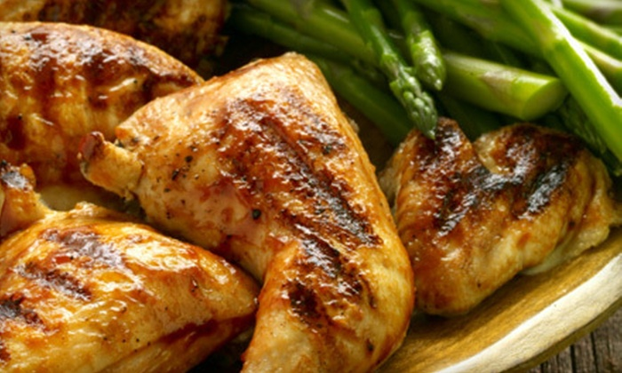 Steve's Greenhouse Grill - Downtown Phoenix: $12 for $25 Worth of Grill Fare at Steve's Greenhouse Grill