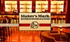 Maker's Mark Bourbon House & Lounge - Central Business District: $25 for $50 Worth of Southern Cuisine and Drinks at Maker's Mark Bourbon House & Lounge