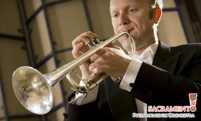 Sacramento Philharmonic Orchestra - Midtown: $99 for One Three-Concert Package to the Sacramento Philharmonic Orchestra