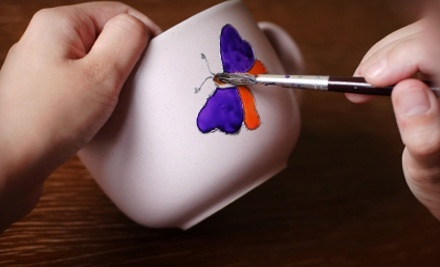 $14 Groupon for Paint-Your-Own Pottery at Glazed Expressions - Glazed Expressions in Chicago