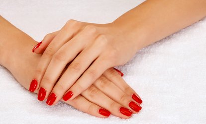 Classic Manicure with Polish