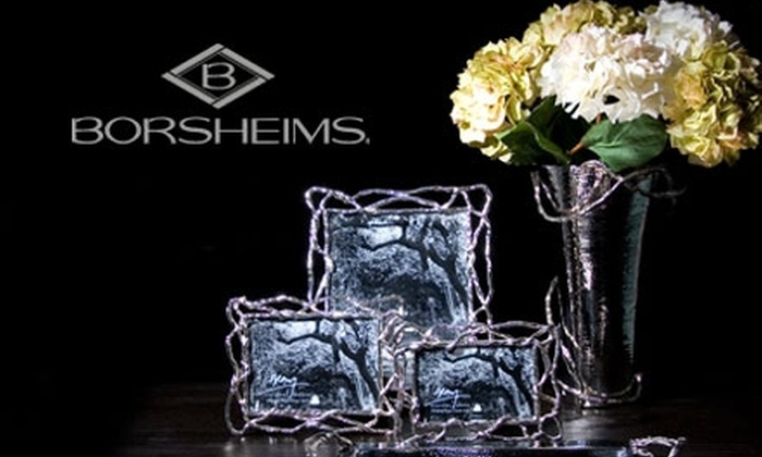 Borsheims Fine Jewelry - Central Omaha: $25 for $50 Worth of Jewelry and Gifts at Borsheims Fine Jewelry