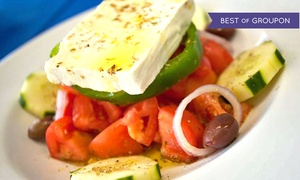 Zino's Greek and Mediterranean Cuisine: Dine-In or Takeout Greek Food at Zino's Greek and Mediterranean Cuisine (Up to 47% Off)