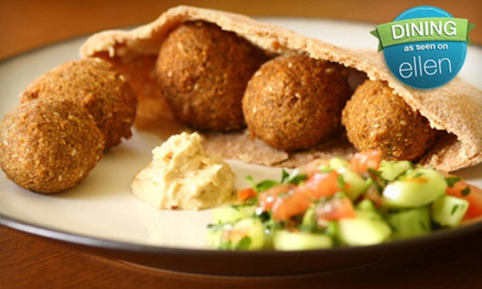 Kababji - Halifax: Lebanese Fare and Drinks for Dinner or Lunch at Kababji in Dartmouth
