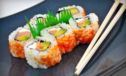 $30 Groupon for Lunch at Blue Fin Sushi Bar & Restaurant - Blue Fin Sushi Bar & Restaurant in Denver
