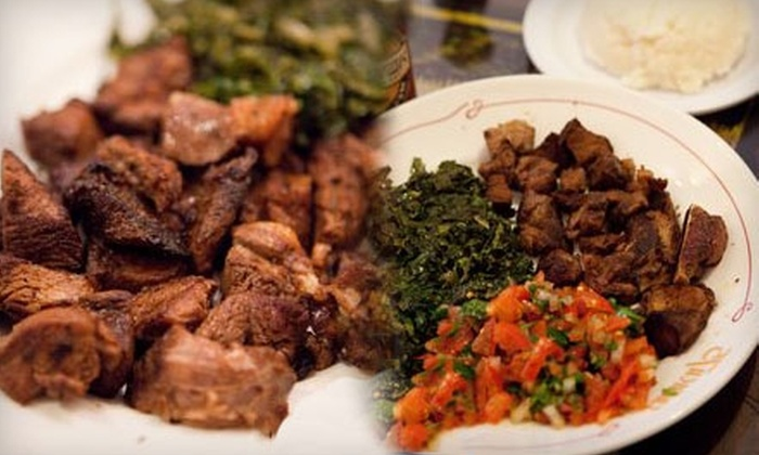 Kenyan Café and Cuisine - Northwest Anaheim: $15 for $30 Worth of Kenyan Fare and Drinks at Kenyan Café and Cuisine in Anaheim