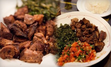 $30 Groupon to Kenyan Cafe and Cuisine - Kenyan Cafe and Cuisine in Anaheim