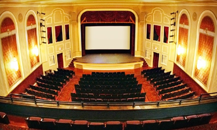 Lyric Theatre - Downtown: $10 for a Movie Outing for Two at the Lyric Theatre in Blacksburg