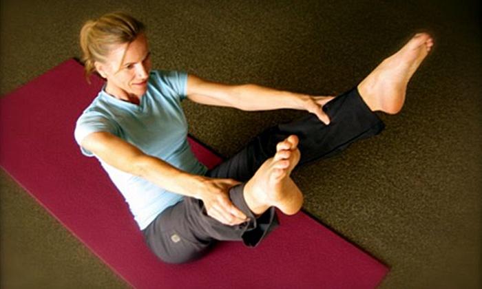 Midtown Pilates Center - Jefferson Westside: $42 for Two Private Pilates Classes at Midtown Pilates Center ($85 Value)