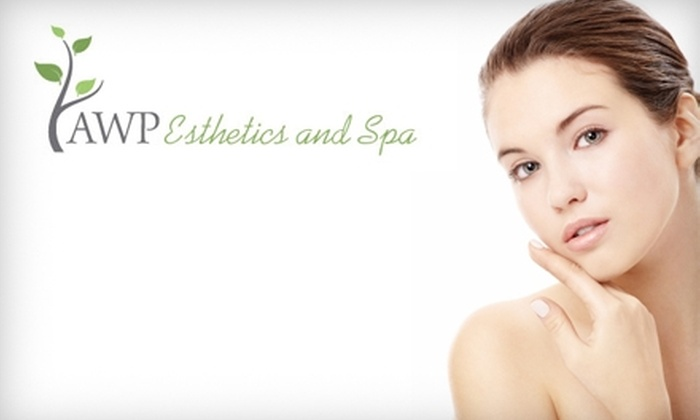 AWP Esthetics & Spa - Fort Collins: $60 for a Microdermabrasion Treatment ($125 Value) or $99 for Three Laser Hair-Removal Treatments (Up to a $300 Value) at AWP Esthetics & Spa in Fort Collins