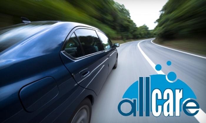 AllCare Auto Solutions - Cariboo/Burquitlam: $139 for a Total Detail Package at AllCare Auto Solutions in Coquitlam ($280 Value)