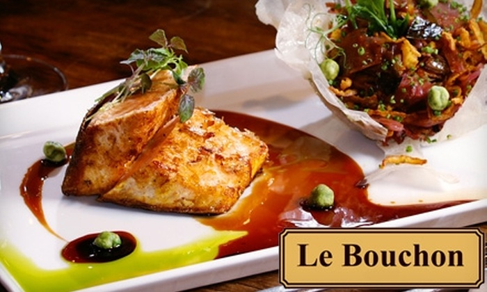 Le Bouchon - Sheepshead Bay: $20 for $40 Worth of Upscale French Fare at Le Bouchon in Brooklyn