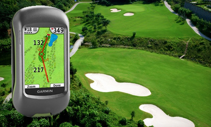 Garmin Approach Golf GPS: $189 for a Garmin Approach G3 North America Golf GPS ($229.99 Value).