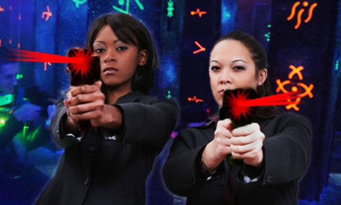 LazerTag Extreme - Camarillo: Laser Tag and Arcade Outing for Two, Four, or Six at LazerTag Extreme