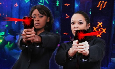 Two LazerTag Missions for Two People, Plus 20 Arcade Tokens (up to a $29 total value) - LazerTag Extreme in Camarillo