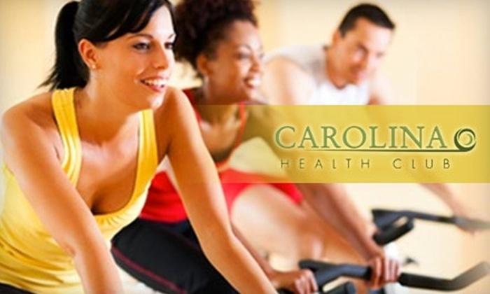 Carolina Health Club - Wake Forest: $19 for a One-Month Membership to Carolina Health Club in Wake Forest