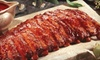 Montgomery Inn of Columbus- DUPE - Dublin: $20 for $40 Worth of Ribs and More for Dinner or $7 for $15 Worth of Ribs and More for Lunch at Montgomery Inn
