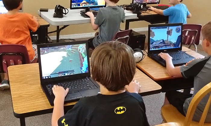 Kids Robotech Club - Good Shepherd Montessori School Inc: $279 for a One-Month Afterschool Technology Program Including Robotics, Minecraft & 3D Printing ($500 Value)