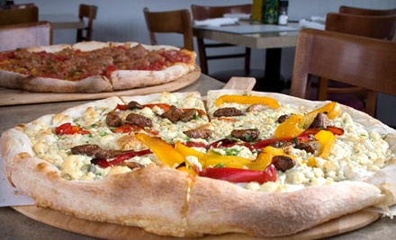 $25 Groupon to The Stone and Paddle - The Stone and Paddle in Manchester
