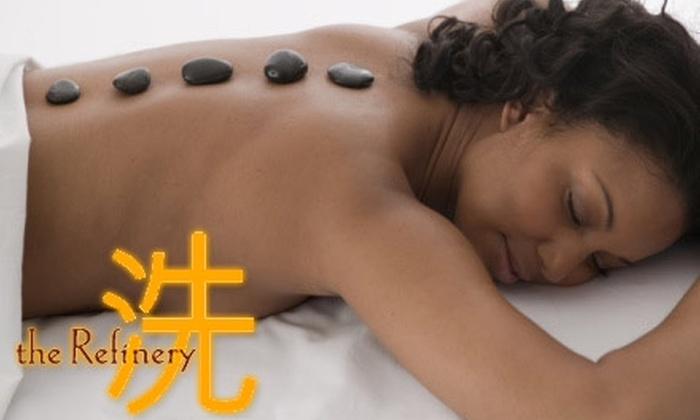 The Refinery - Dinkytown: $75 for a Spa Package at The Refinery ($152 Value)