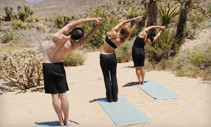Ra Yoga - Costa Mesa: $20 for Your Choice of Five Yoga Classes at Ra Yoga in Costa Mesa ($70 Value)