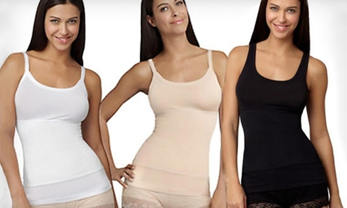 Yummie Tummie: $31 for an Original Tank Top or Skinny Tank Top from Yummie Tummie ($62 Value)