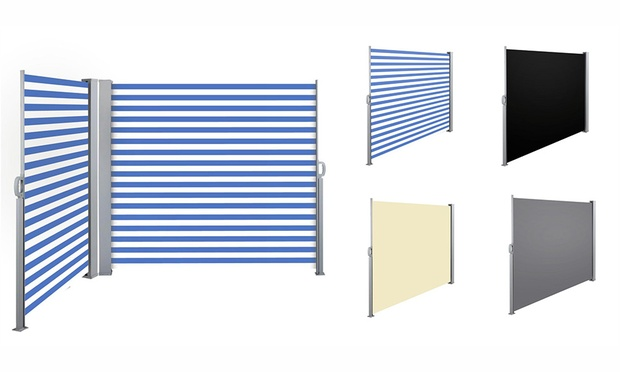 The Deal. $99 For A Retractable 1.8 X 3m Side Awning Shade