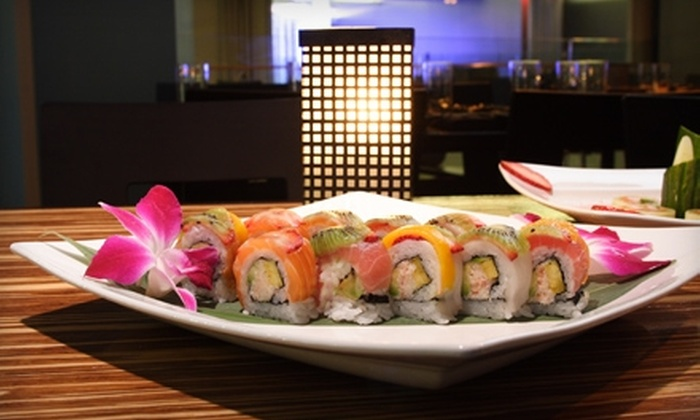 Kenichi  - Victory Park: $25 for $50 Worth of Sushi and Contemporary Asian Fare at Kenichi