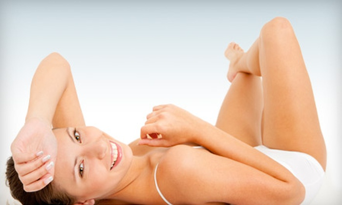 Kucumber Skin Lounge - Pike Place  Market: Six Laser Hair-Removal Treatments for a Small, Medium, or Large Area at Kucumber Skin Lounge (Up to 88% Off)