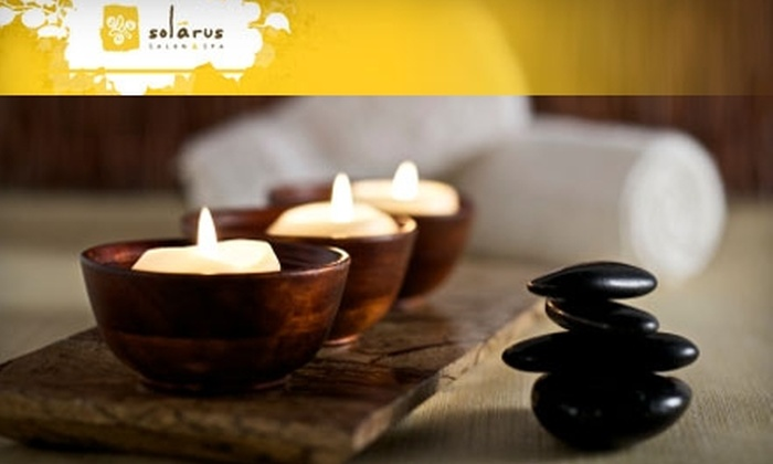 Solarus Salon and Spa - Radnor - Fort Myer Heights: Salon and Spa Services at Solarus Salon and Spa in Arlington. Choose from Three Options.