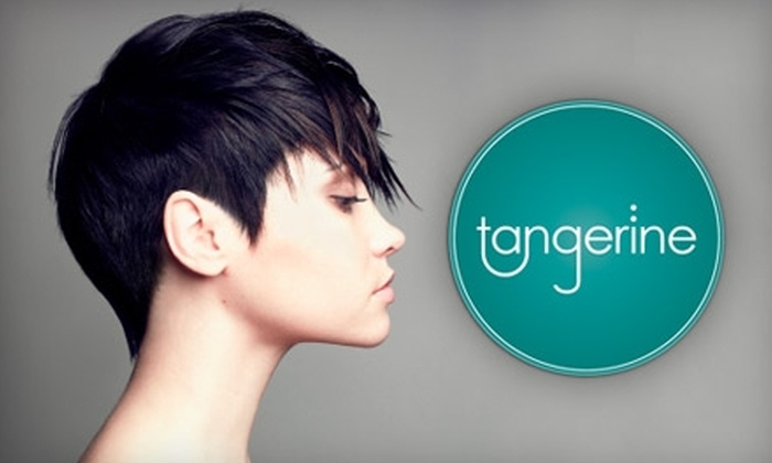 Tangerine - South Salt Creek: $40 for a Haircut and Color at Tangerine (Up to $100 Value)