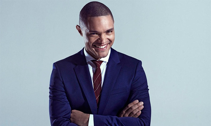 """Trevor Noah - Palace Theatre: Trevor Noah: The New Host of """"The Daily Show"""" at Palace Theatre on Friday, July 10 (Up to 42% Off)"""