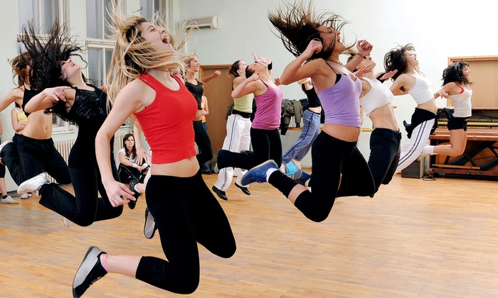 Shape It Up Fitness Studio - East Providence: 5 or 10 Fitness Classes at Shape It Up Fitness Studio (Up to 70% Off)