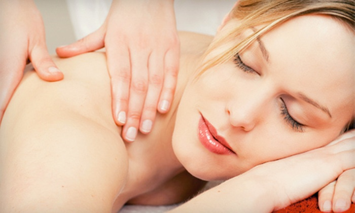 White Willow Spa - Waters: 50- or 80-Minute Deep-Tissue Massage with Foot Treatment at White Willow Spa (53% Off)