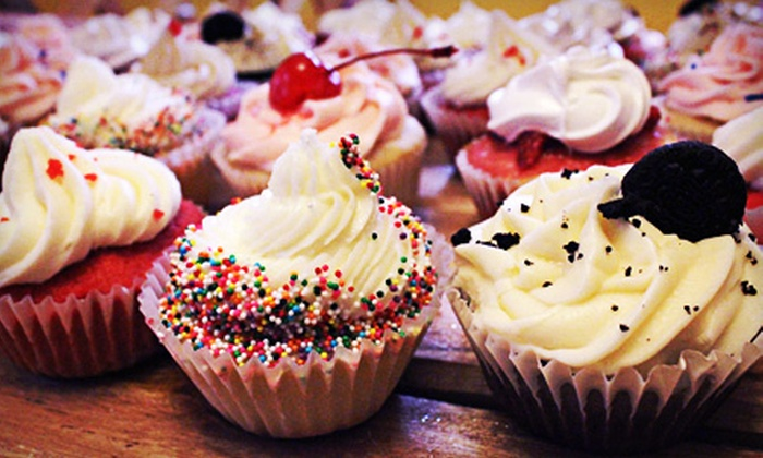 I Am Cupcakes - Little Ferry: $10 for $20 Worth of Cupcakes at I Am Cupcakes
