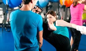 Tiger Crane Kickboxing: 5 or 10 Kickboxing Classes at Tiger Crane Kickboxing (Up to 78% Off)