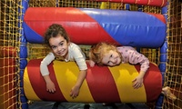 Summer Soft Play Pass Until The End of August from Thingamajigz