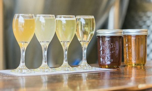 Golden Coast Mead: Meadery Visit and Tasting with Flights for One or Two at Golden Coast Mead (Up to 46% Off)